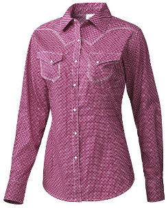 Ariat Ladies Caty Western Shirt Best Price