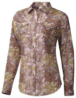 Ariat Ladies Candace Western Shirt Best Price