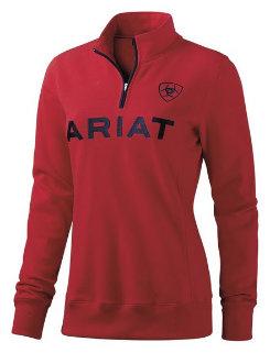 Ariat Ladies Team Fleece Pullover Best Price