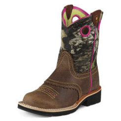 AT Girls Fatbaby Cowgrl Wstn Boot Best Price