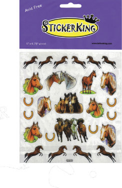 AWST  Horsehead Stickers Best Price