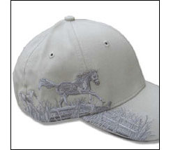AWST Galloping Horse Ball Cap