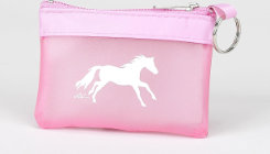 AWST Pink Coin Purse