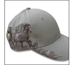 AWST Running Mustang Adult Ball Cap Best Price