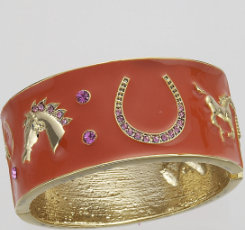 AWST Equestrian Bangle Bracelets Best Price