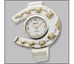 AWST Ladies Horseshoe Two Tone Watch Best Price