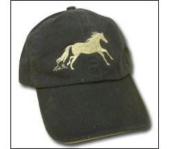 AWST Lila Navy Galloping Horse Ball Cap Best Price