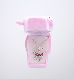 AWST Precious Pony Necklace with Gift Box Best Price