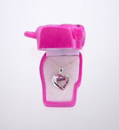 AWST Fancy Horse Head Necklace with Gift Box Best Price