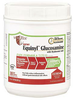 Vita Flex by Farnam Equinyl Glucosamine with Hyaluronic Acid