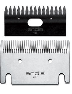 Andis 31-15 Replacement Blades Picture