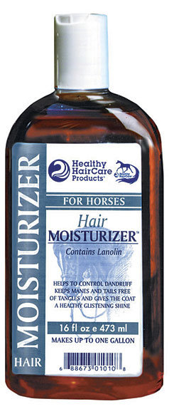 Healthy Haircare Horse Hair and Skin Moisturizer Concentrate
