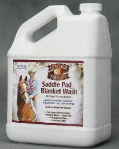 Leather Therapy Saddle Pad and Blanket Wash Best Price