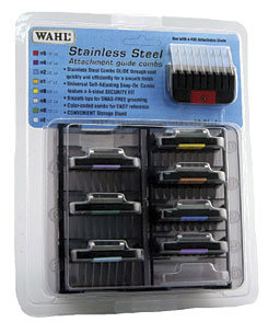 Wahl Stainless Steel Comb Set Best Price
