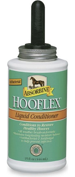 Absorbine Hooflex with brush