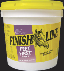 Finish Line Feet First Hoof n Coat Best Price