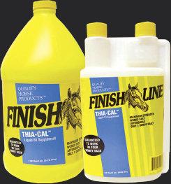 Finish Line Thia-Cal B1-Calcium Supplement Best Price