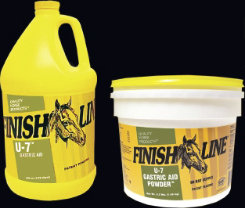 Finish Line U-7 Gastric Aid Liquid Supplement