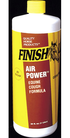 Finish Line Airpower Cough Remedy