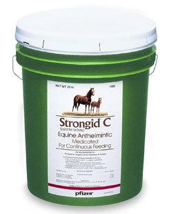 Pfizer Health Strongid C Daily Horse Dewormer Best Price
