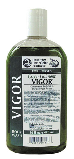 Healthy Haircare Vigor Liniment for Horses Best Price