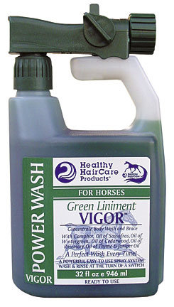 Healthy Haircare Vigor Horse Liniment with Sprayer Delivery System Best Price