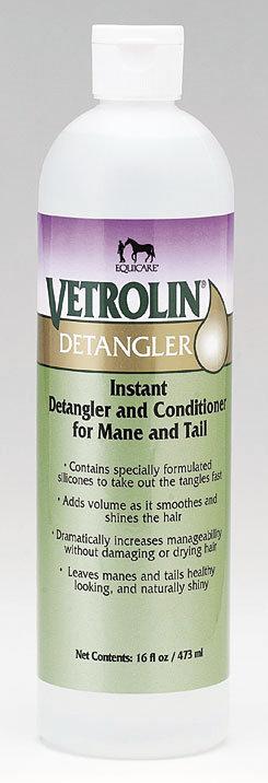 Equicare Vetrolin Detangler Best Price