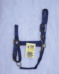 Hamilton Horse Halter with Adjustable Chin and Snap Throat Best Price