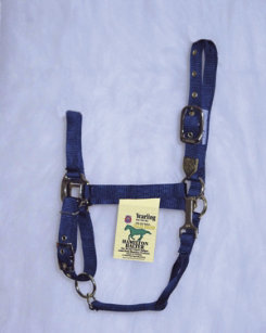 Hamilton Yealing Halter with Adjustable Chin and Snap Best Price