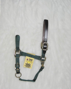 Hamilton Horse Halter with Leather Crown Best Price