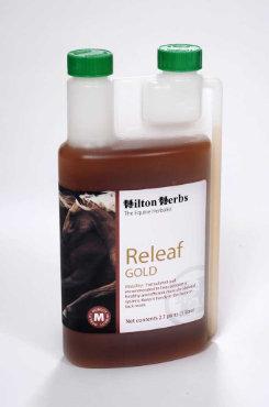 Hilton Herbs Releaf Gold Best Price
