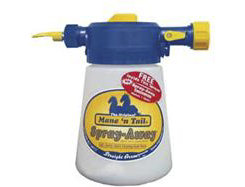 Mane 'n Tail Spray Away Sprayer w/Concentrate Best Price