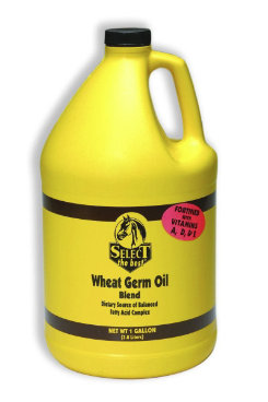 Select Wheat Germ Oil + A D E