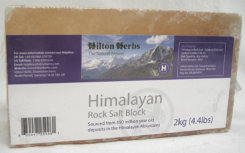 Hilton Herbs Himilayan Salt Brick Best Price