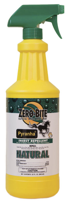 Pyranha Zero-Bite Natural Insect Spray Best Price