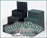 Burlingham Sports Three Step Mounting Block