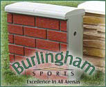 Burlingham Sports Red Brick Wall