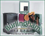 Burlingham Sports Saddle Trunk