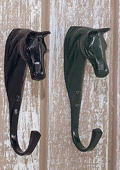 Burlingham Sports Powder Coat Horse Head Hook Best Price