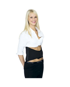 Back on Track Unisex Therapy Back Brace with Narrow Front Best Price