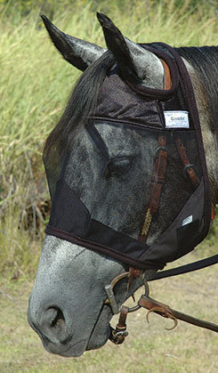 Cashel QuieRide Horse Fly Mask Best Price