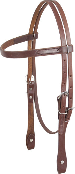 Cashel Pln Browband Headstall Best Price