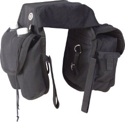 Cashel English Rear Saddle Bags