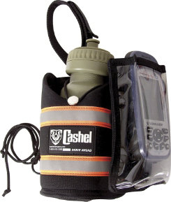 Cashel Water Bottle and GPS Holder