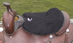 Cashel Western Long Fleece Tush Cushion Best Price
