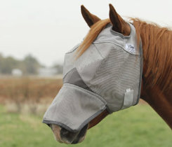 Cashel Crusader Fly Mask Long Nose Best Price
