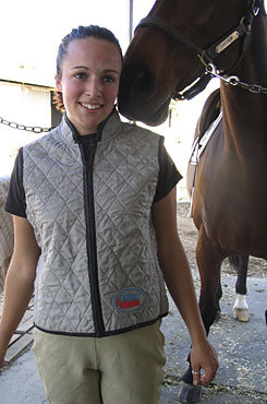 CoolMedics Cooling Woman's Riding Vest Best Price