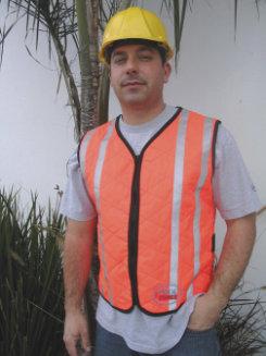 CoolMedics Cooling Contractors Vest Best Price