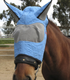 CoolMedics Cooling Fly Mask With Ears Best Price