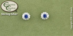 Chippendale Silver Byzantine Earrings Best Price